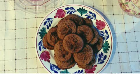 Antique Aniseed Jumbles (Made Paleo)