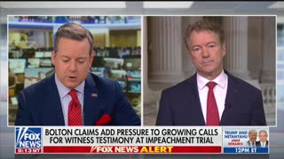 Rand Paul slams Chuck Schumer for comments on Trump kids