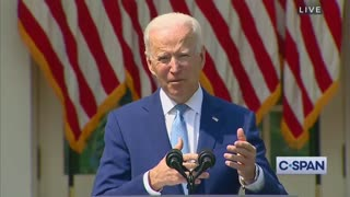 Biden Proves He Knows NOTHING About Guns as He Promises Gun Control
