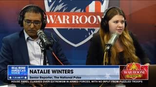Natalie Winters: Biden is Legalizing Illegal Immigration