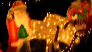 Christmas 2013 Night Video