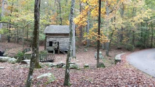 Cabin at Tishomingo State Park