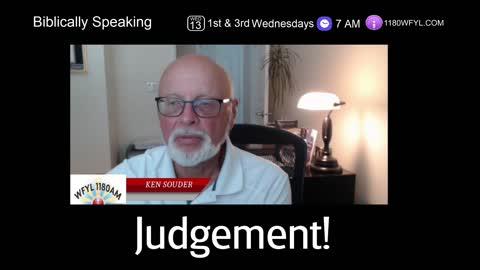 Judgement! | Biblically Speaking