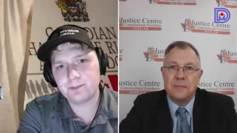 Vax mandates, Coercion and the Nuremburg code with JCCF President John Carpay