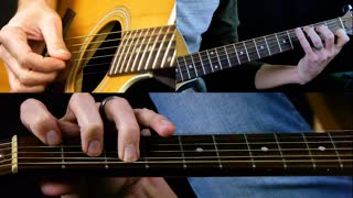 Guitar Lesson 3 - How To Play C Major Chord