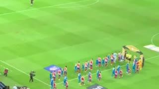 Football Atletico Madrid & Juventus
