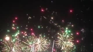 Korea Fireworks Festival