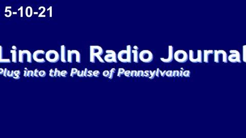 Lincoln Radio Journal 5-10-21