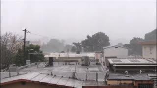 Hurricane Irmat hit Puerto Rico
