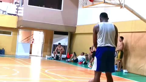 OBiFLY - First Basketball Dunk for year 2021