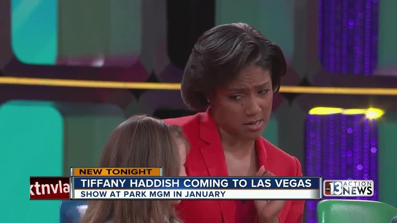 Comedian Tiffany Haddish coming to Park Theater in Las Vegas