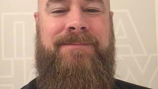 Perfect beard