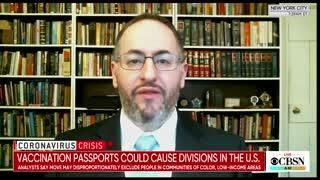 Politics - Vaccine passports