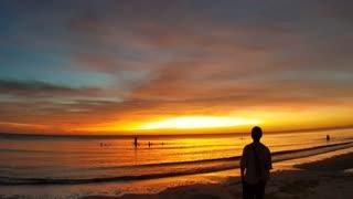 What an amazing, beautiful sunset