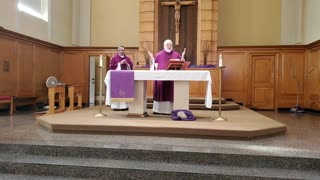 Daily Mass on March 2, 2021