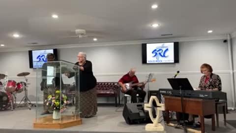 Solid Rock Church Pastor Cavenaugh