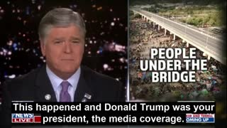 Southern border crisis explained by Hannity