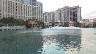 Belaggio hotel in Las Vegas