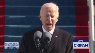 """Biden's """"First Act As President"""" Immediately After Being Inaugurated"""
