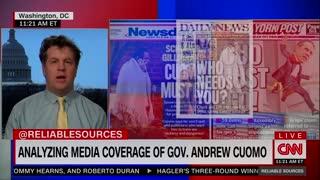 CNN Guest Calls Out CNN's Bias on Air