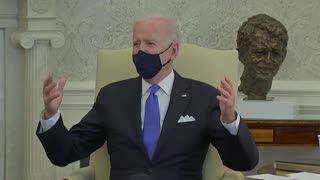 """Neanderthal Thinking"" - Biden Gives DUMBEST Reaction Possible to Texas Reopening"