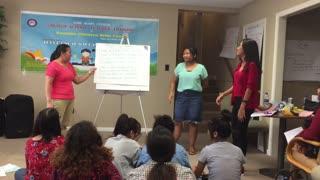 ZAC Sunday School Teacher Training 8