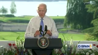 Biden LIES, Claims Jan 6 Rioters Murdered a Police Officer