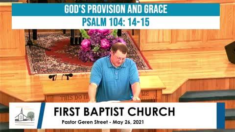 Wednesday Night Devotion - May 26, 2021