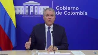 Duque pide a OCDE intermediar para llevar más vacunas a países en desarrollo