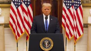 Full final speech of the best President in the history of America - President Donald Trump