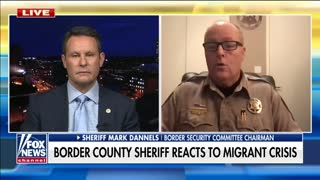 "Arizona Sheriff Says Biden's Border Policies Created ""Smugglers Highway"" Into U.S."