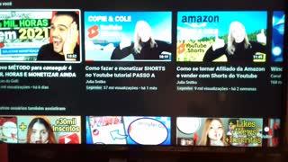 Mentiras do YouTube
