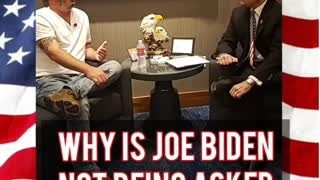 Chad Prather and I discuss why the media doesn't ask Joe Biden hard questions.