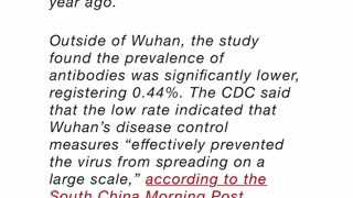 China LIED. People DIED! Infections 10X Higher Than Reported!