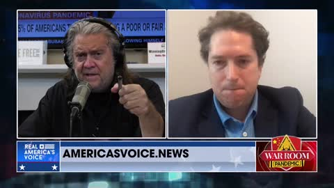 Darren Beattie: Congressmen Have Reached Out to Sit on 1/6 Commission