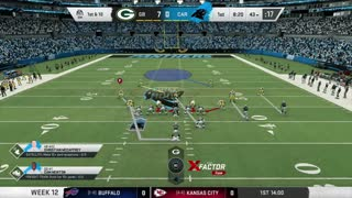 Madden 20 Fumbles and Scores Part 2!