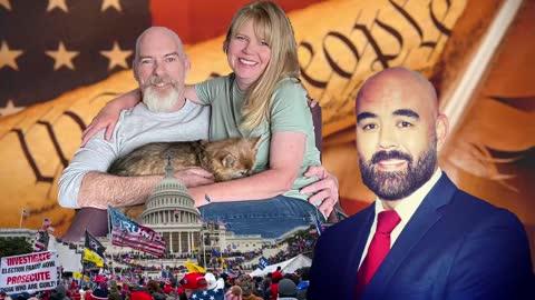 Attorney Joseph McBride Defends Patriotic Americans in A Post Constitutional America