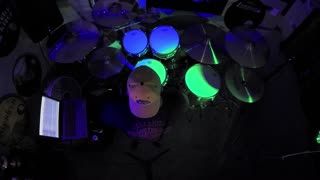 Take it Easy , Eagles Drum Cover by Dan Sharp
