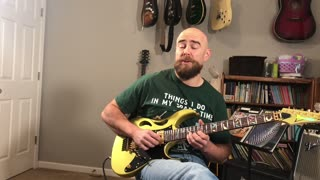 Guitar Lesson: Sweep Picking Part 1