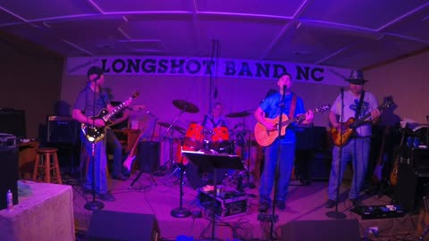 Longshot® Band NC Live From Studio From Our Longshot Reloaded Album Couldn't Let You Go