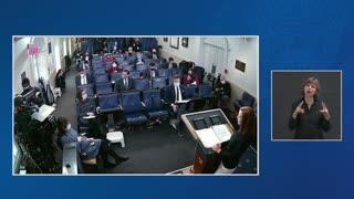 WH Press Secretary Psaki On 9-11 Style Commission