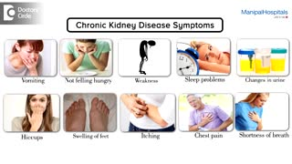 What Are The Symptoms Of Chronic Kidney Disease?
