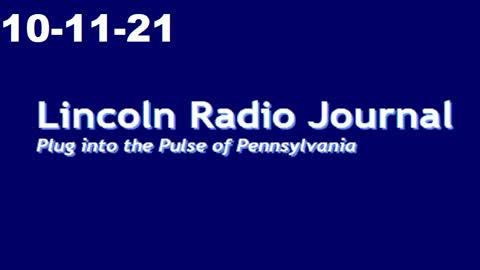 Lincoln Radio Journal 10-11-21