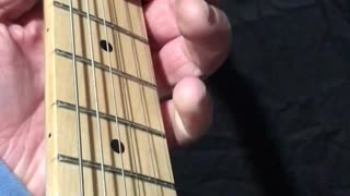 Guitar Theory - Box Shape - For Minor And Major Pentatonic And Blues Scales