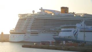 Descartan coronavirus en crucero