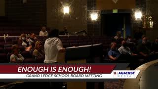 Grand Ledge School Board Meeting