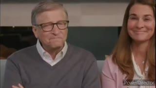 Bill & Melinda Gates Relish Pandemics