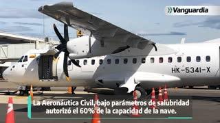 ¿Qué viene después del primer vuelo nacional durante la pandemia que salió de Bucaramanga?