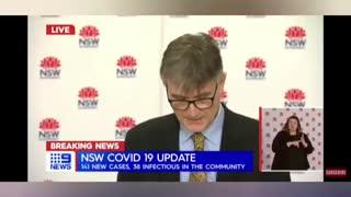 Australia vaccinated hospitals