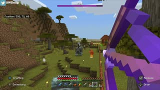 Episode #14 - Minecraft - Let's Play - Pillager Raid